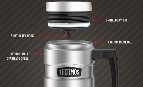 Bình giữ nhiệt Thermos