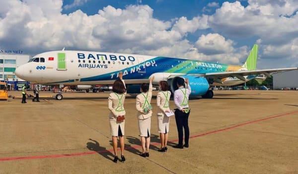 Lợi íchkhi đặt mua vé bay Bamboo Airways ngay trên ứng dụngMoMo