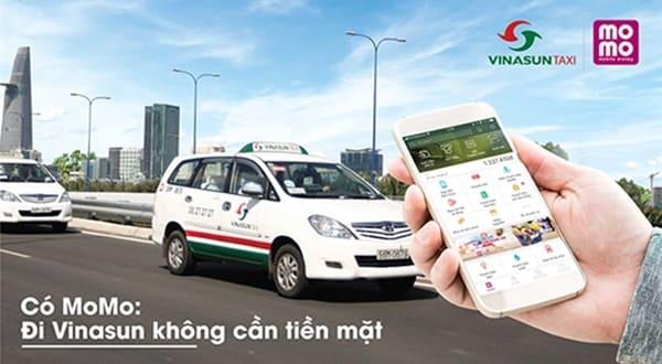 Lưu ý khi thanh toán Vinasun bằng MoMo: