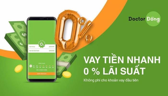 Thanh toán khoản vay Doctor Đồng tiện lợi với Ví MoMo