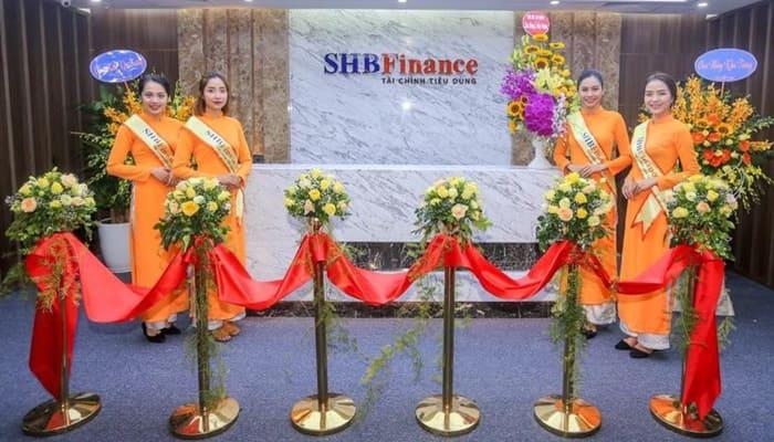 Vay nhanh tại SHB Finance và thanh toán tiện lợibằng Ví MoMo