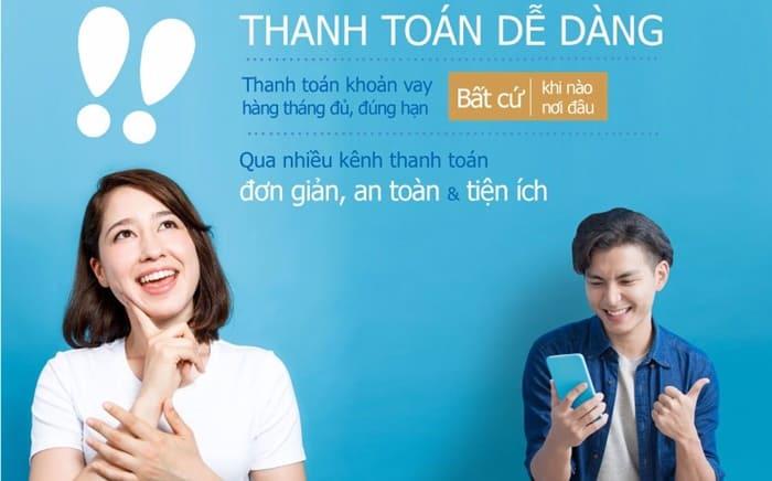 Thanh toán khoản vay Shinhan Finance dễ dàng trên ứng dụng iShinhan với Ví MoMo
