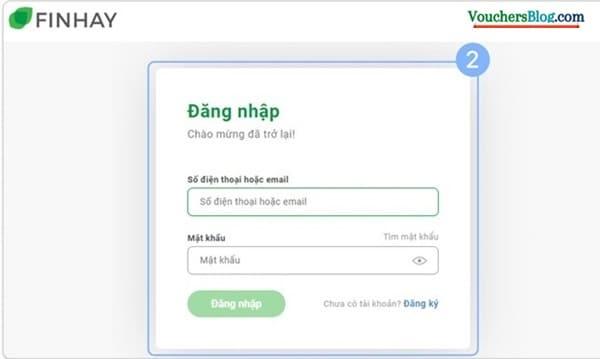 Các bước Thanh toán Finhay bằng ví airpay trên website