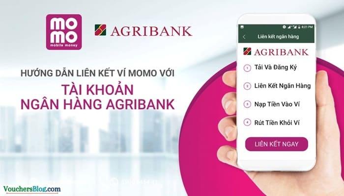 Hướng dẫn cách liên kết Agribank với Ví MoMo