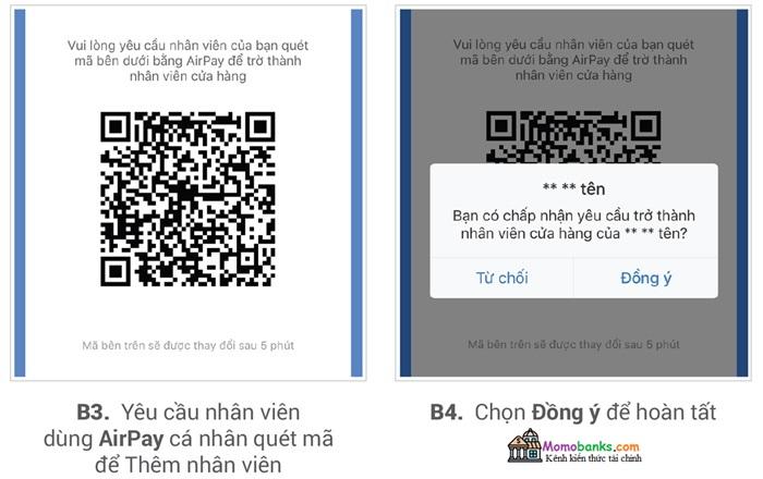 Hướng dẫn tạo và sử dụng QR code tĩnh airpay cho cửa hàng