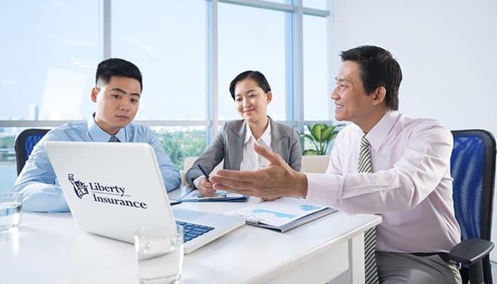 Thanh toán bảo hiểm Liberty trực tuyến bằng Ví MoMo