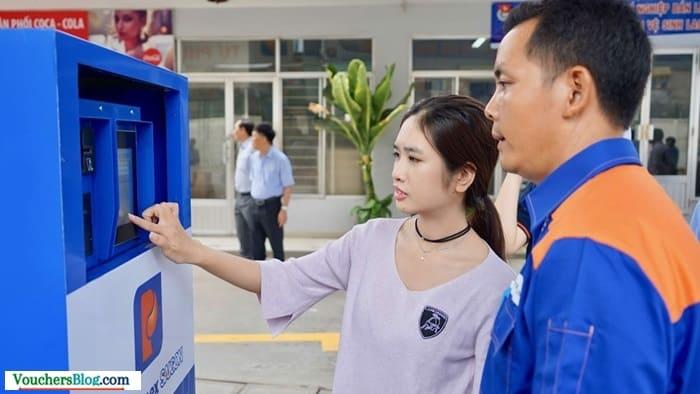Cách Thanh toán xăng dầu Petrolimex bằng Ví MoMo