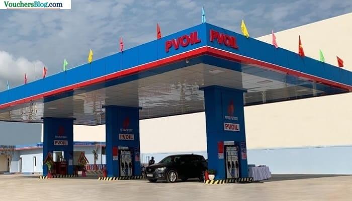 Cách Thanh toán xăng dầu PVOIL bằng Ví MoMo