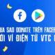 Cách mua sao trên Facebook qua liên kết ví VTCPay