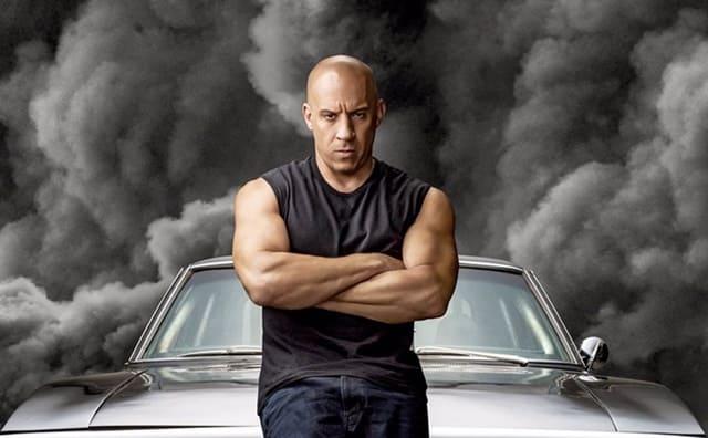 Vin Diesel cầm trịch xuyên suốt bộ phim