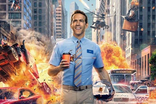 Ryan Reynolds trong Free Guy