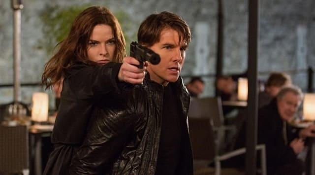'Đả nữ' Rebecca Ferguson trở lại với 'Mission: impossible 7'