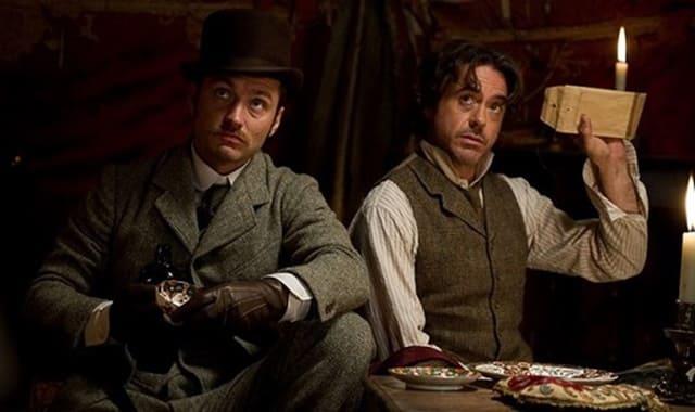 Sự trợ lại của cặp bài trùng Sherlock và Watson