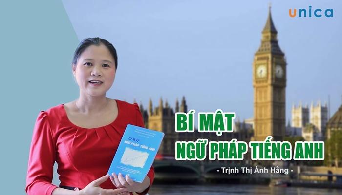 Giới thiệu khóa học bí mật ngữ pháp tiếng Anh