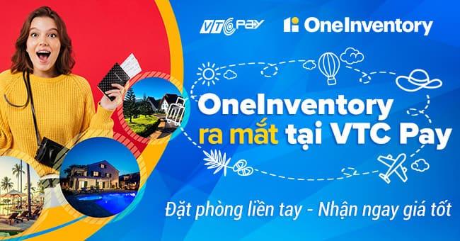 Cách đặt phòng khách sạn OneInventory trên VTCpay