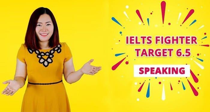 Giới thiệu khóa họcIelts Fighter Target 6.5 Speaking