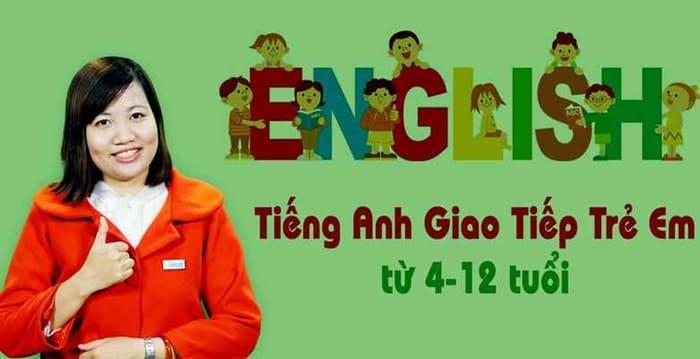 Giới thiệu khóa họcTiếng Anh giao tiếp trẻ em từ 04-12 tuổi