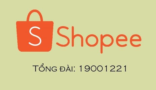 Tổng đài hỗ trợ Shopee