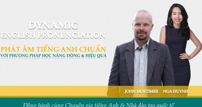 Giới thiệu khóa học Dynamic English Pronunciation