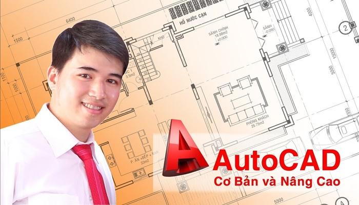 Giới thiệu khóa học Autocad cơ bản và nâng cao