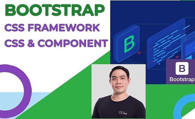 Giới thiệu khóa học Bootstrap CSS Framework - CSS & Component
