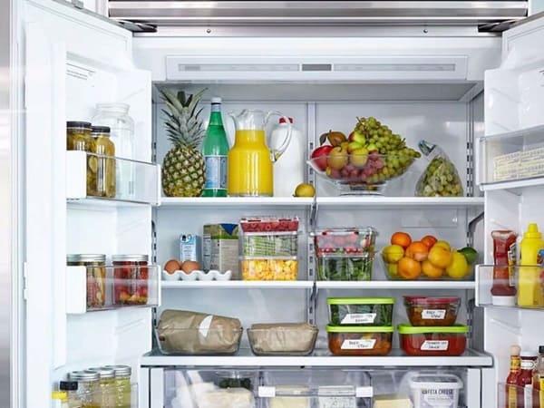 Cách tiết kiệm điện cho tủ lạnh