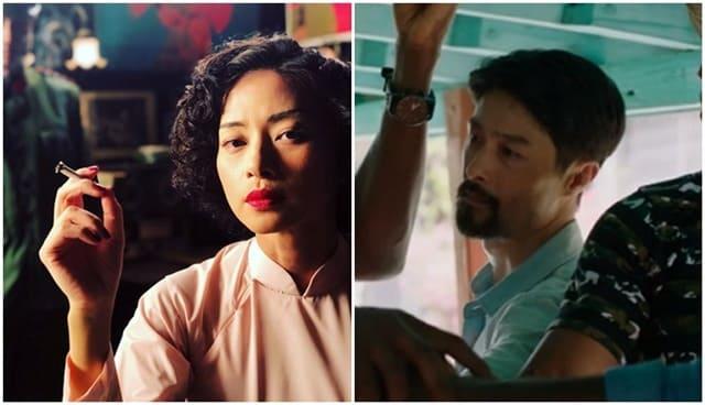 Ngô Thanh Vân và Johnny Trí Nguyễn xuất hiện trong Da 5 Bloods