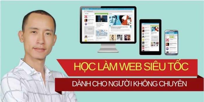 Giới thiệu khóa học Hướng dẫn làm web Landing Page bán hàng đỉnh cao