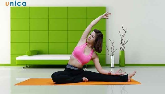 Giới thiệu khóa học Yoga online giảm eo giữ dáng