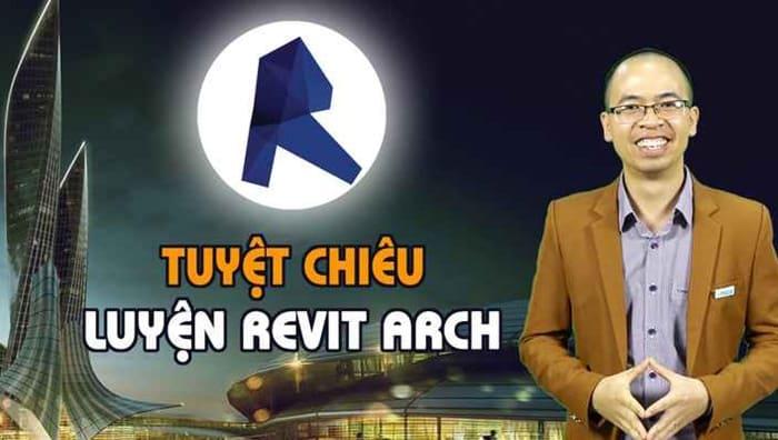 Giới thiệu khóa học Tuyệt chiêu luyện REVIT ARCH