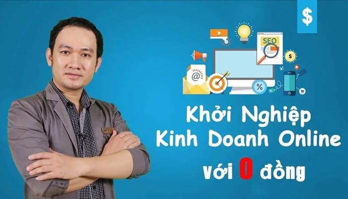 Giới thiệu khóa học Khởi nghiệp kinh doanh online với số vốn 0 đồng