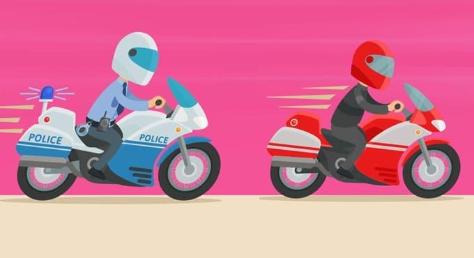Những lỗi vi phạm giao thông thường gặp và mức phạt người đi xe máy cần nắm