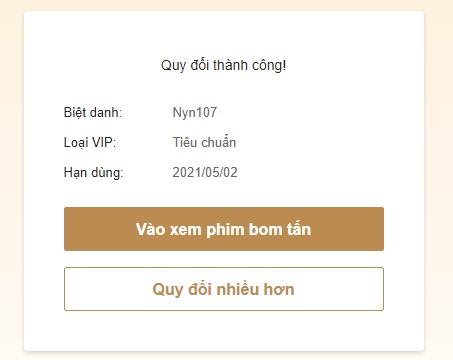 Hướng dẫn nâng cấp tài khoản IQIYI bằng mã Voucher