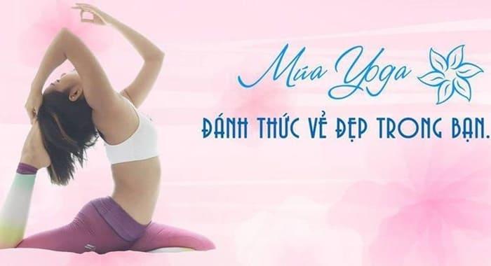 Giới thiệu khóa học Múa yoga Đánh thức vẻ đẹp trong bạn