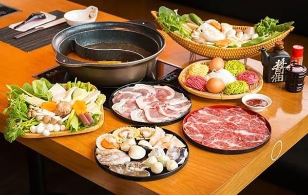 Anrakutei - Nhà Hàng Thịt Nướng Nhật Bản