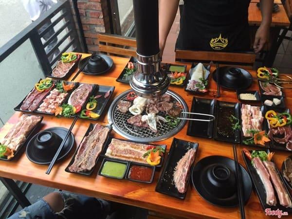 Bangkok BBQ - Buffet Nướng Lẩu