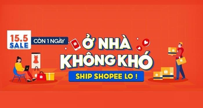 Shopee.vn Hot Mã giảm giá mới nhất