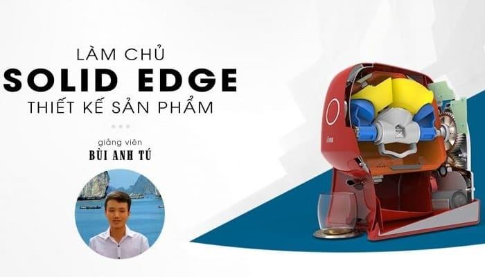 Giới thiệu khóa học làm chủ Solid Edge Thiết kế sản phẩm
