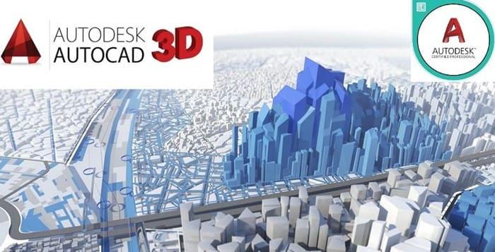 Giới thiệu khóa học Thành thạo AUTOCAD 3D cơ bản đến nâng cao