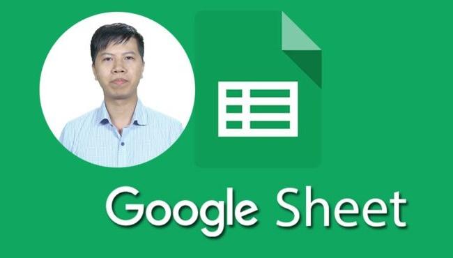 Giới thiệu khóa học Thành thạo với Google Spreadsheets