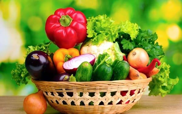Cung cấp đủ Vitamin cho cơ thể