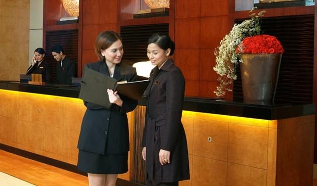Khóa học Tiếng anh thông dụng dành cho nhân viên khách sạn
