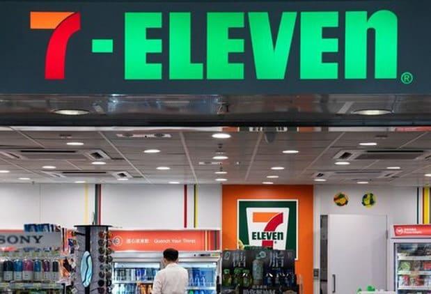 Chuỗi cửa hàng tiện lợi 7-Eleven