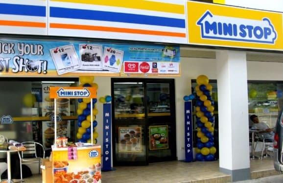 Chuỗi cửa hàng tiện lợi Ministop