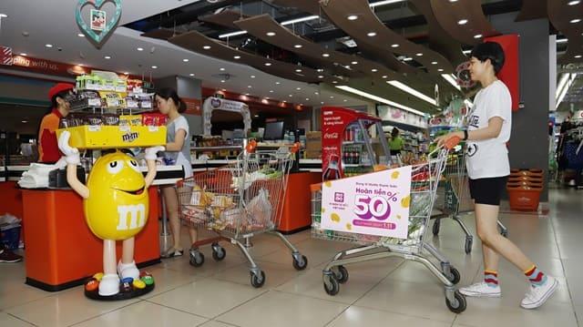 Citimart là hệ thống siêu thị của tập đoàn AEON đến từ Nhật Bản