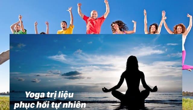 Giới thiệu khóa học Yoga trị liệu - phục hồi tự nhiên