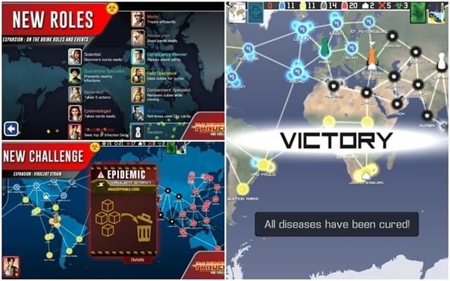 Pandemic là top game trên Android hay