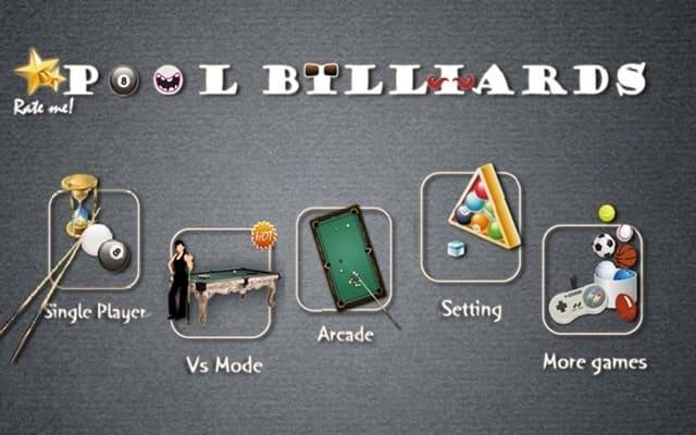 Pool Break Pro là top game trên Android hay