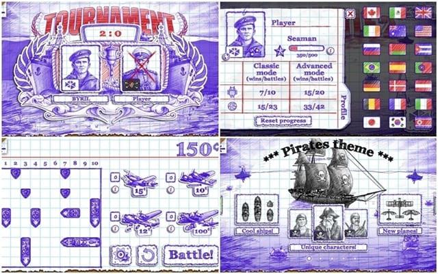 Sea Battle 2 là top game trên Android hay