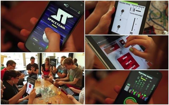 Spaceteam là top game trên Android hay